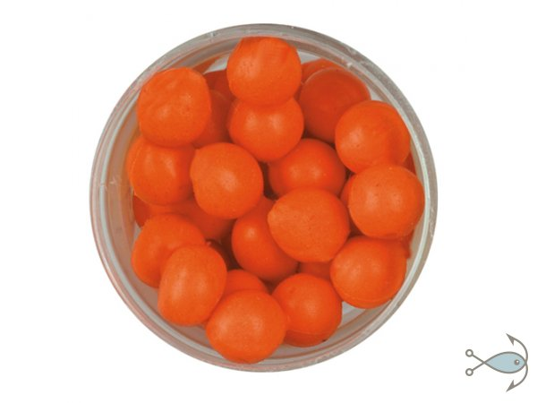 Насадка Berkley Powerbait Micro Sparkle Eggs Fl. Orange