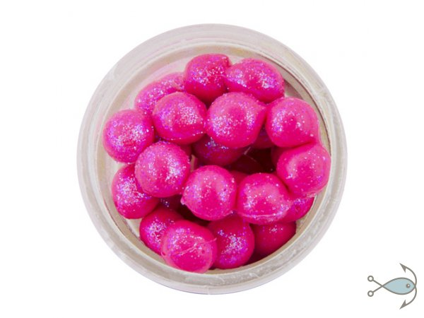 Насадка Berkley Powerbait Micro Sparkle Eggs Pink/Scales