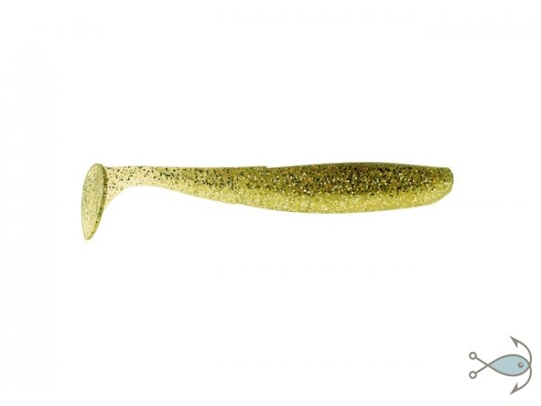 "Виброхвост Bass Assassin Walleye Elite Shiner 4"" WES50312"