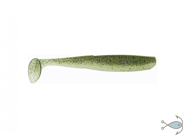 "Виброхвост Bass Assassin Walleye Elite Shiner 4"" WES50449"