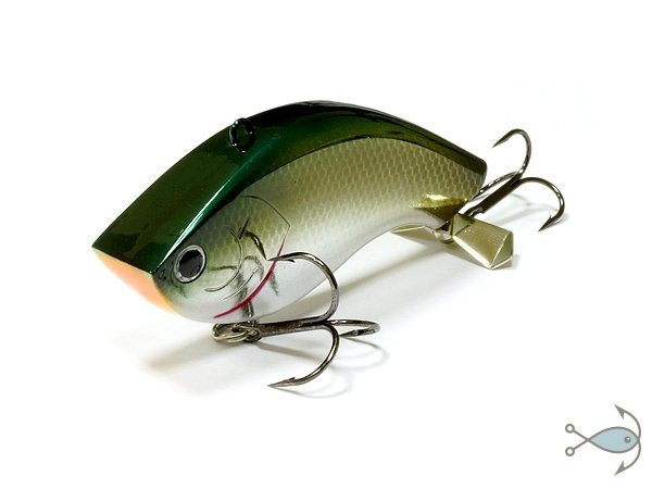 Воблер LUCKY CRAFT TWISTED ROSIE 80 ARMED SHINER